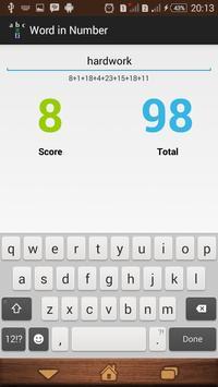Word in Number screenshot 3