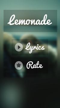 Beyonce : Lemonade - Lyrics apk screenshot