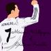 Minimal Wallpapers of Ronaldo