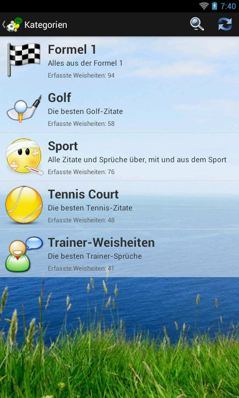 Weisheiten Sports Lite For Android Apk Download