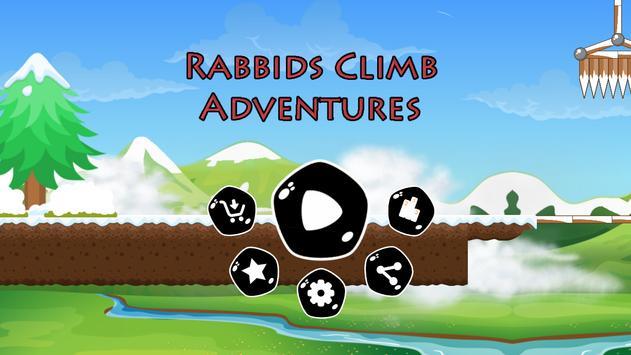 Rabbids Adventures Climb Fast apk screenshot
