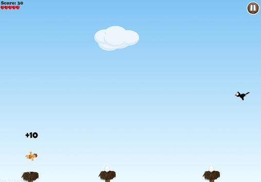 Taking eggs adventure screenshot 2