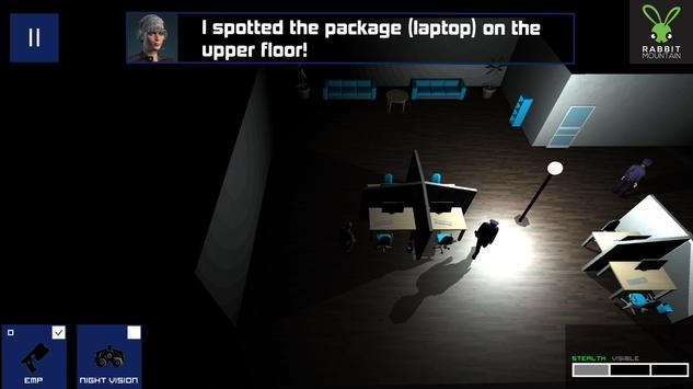 THEFT Inc. Stealth Thief Game apk screenshot
