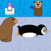 Slide Penguin Slide! icon