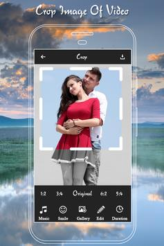 Couple Photo to Video Maker poster
