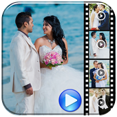 Marriage Video Maker icon