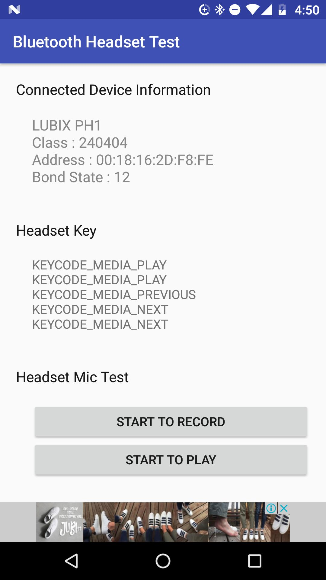 Bluetooth Headset Test For Android Apk Download