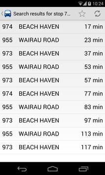 Auckland Buses screenshot 3