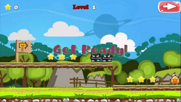 Run Ninja Fly Ninja! Free screenshot 5