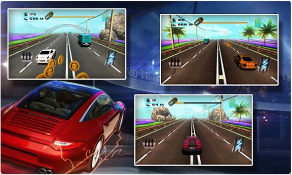 Traffic Racing Car City screenshot 1