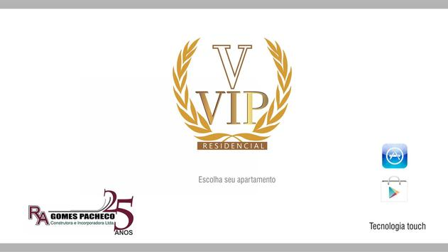 Resid. VIP - RA Gomes Pacheco poster