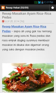 Ragam Resep Masakan screenshot 2