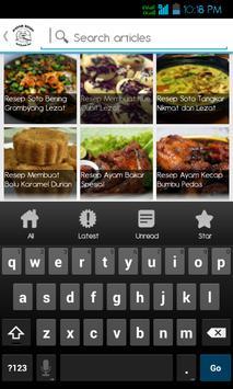Ragam Resep Masakan screenshot 3
