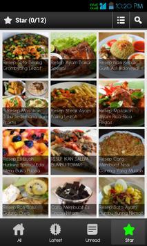 Ragam Resep Masakan screenshot 4