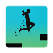 Run and die icon