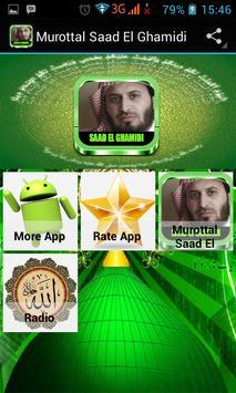 Murottal Saad El Ghamidi poster
