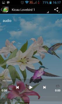 Masteran Kicau Lovebird screenshot 2