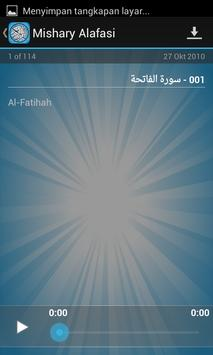Al-Quran Full Mp3 screenshot 5