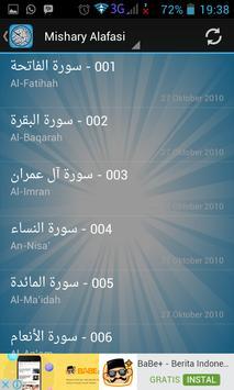 Al-Quran Full Mp3 screenshot 3