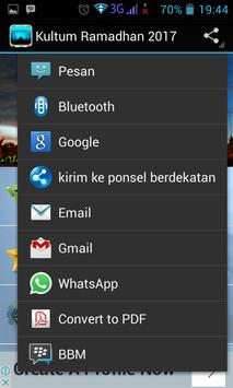 Kultum Ramadhan 2017 screenshot 1
