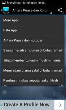 Kultum Ramadhan 2017 screenshot 4