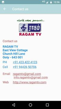 RAGAM TV apk screenshot