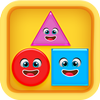 Shapes Puzzles for Kids simgesi