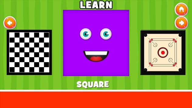 Shapes Puzzles for Kids screenshot 1