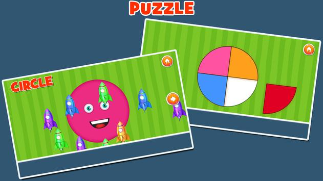 Shapes Puzzles for Kids screenshot 2