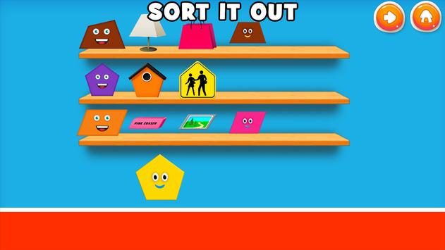 Shapes Puzzles for Kids screenshot 5