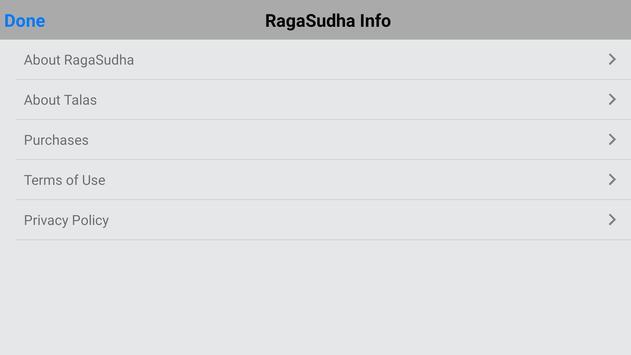 Ragasudha screenshot 4