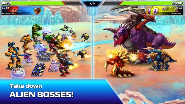 Galaxy Heroes screenshot 11