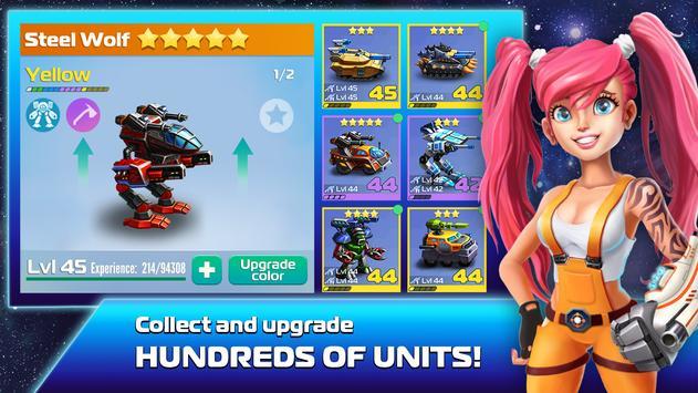 Galaxy Heroes screenshot 1