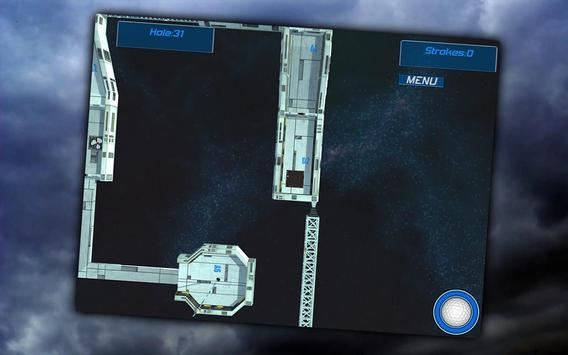 Space Golf Free apk screenshot