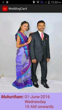 Raghu weds Vyshu apk screenshot