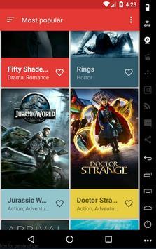 MoviesMania screenshot 1
