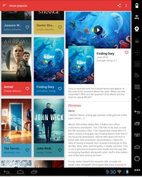 MoviesMania screenshot 3