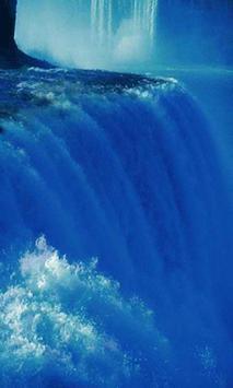 Raging Waterfalls Free LWP apk screenshot