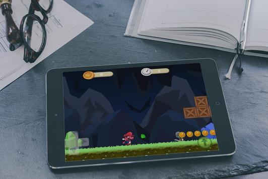 Adventure World of Mario apk screenshot