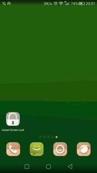 InstaLock & Turn OFF Screen poster