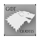 GoT Quotes icon