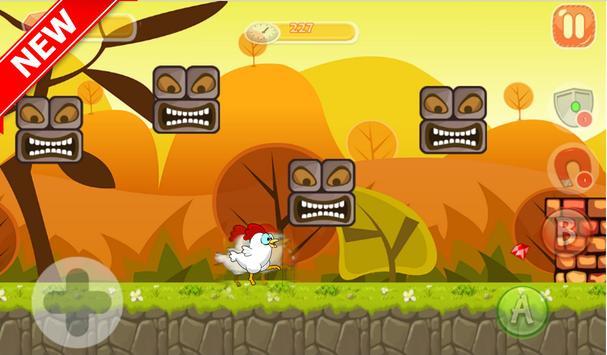 Chicken world apk screenshot