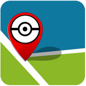 Go Radar-Maps for Pokémon Go icon