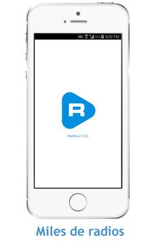 Radios Online by Raddios -  FM y AM poster