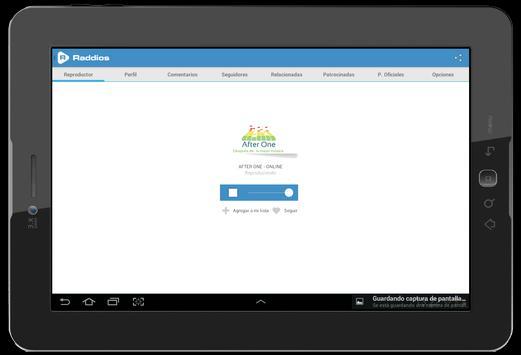 Radios Online by Raddios -  FM y AM apk screenshot
