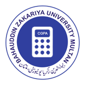 BZU CGPA Calculator icon