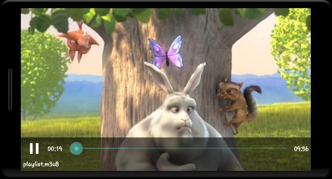 XYZ Player apk screenshot