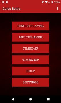 Cards Battle screenshot 4