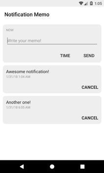 Notification Reminders screenshot 2