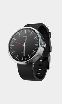 VREME Watch Face poster